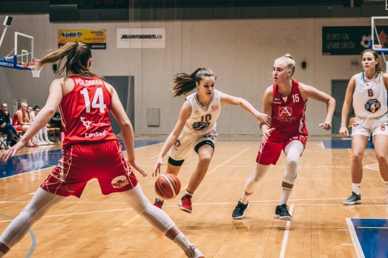 BK Jelgava|BJSS pret Audentese Spordiklubi, 26.01.2019