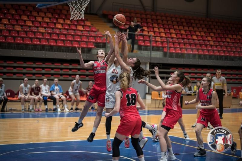 BK Jelgava|BJSS pret BJBS Rīga|Juniores, 04.03.2020