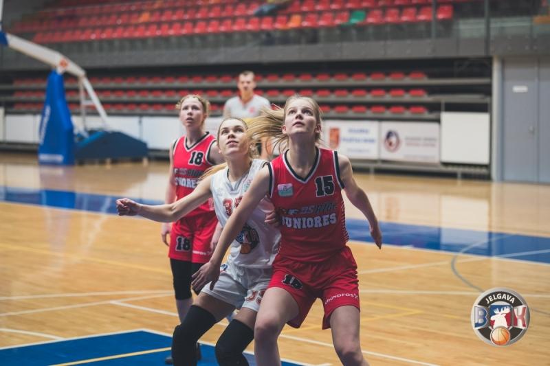 BK Jelgava|BJSS pret BJBS Rīga|Juniores, 11.12.2019