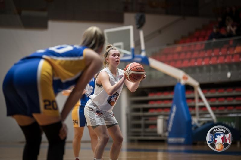 BK Jelgava|BJSS pret BK Saldus|Sporta skola, 12.02.2020