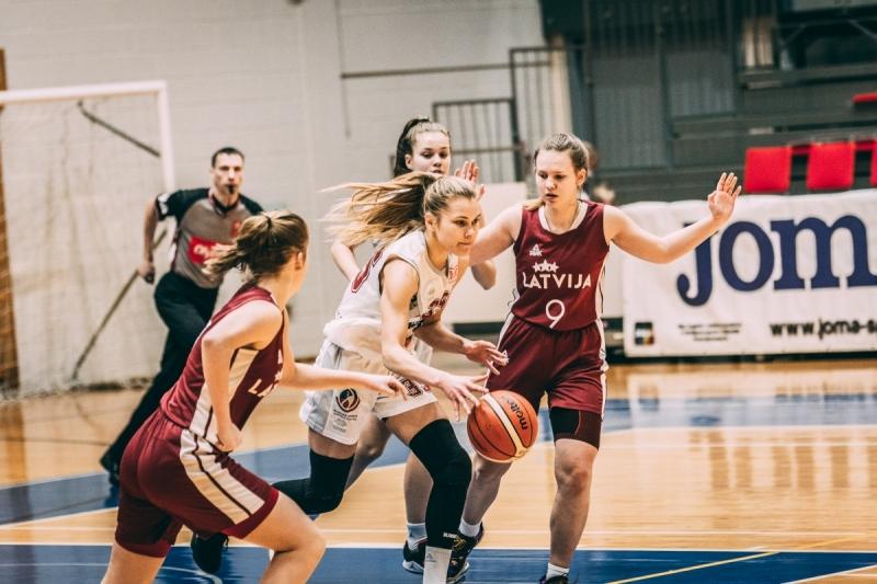 BK Jelgava|BJSS pret Latvija U16, 03.03.2019