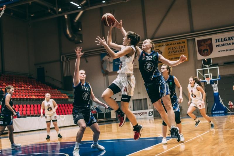 BK Jelgava BJSS pret Tartu Ülikool Kalev, 09.02.2019