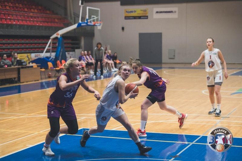 BK Jelgava|BJSS pret TTT Rīga Juniores, 04.12.2019