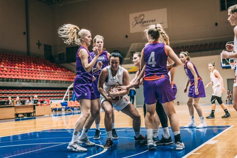 BK Jelgava|BJSS pret TTT Rīga-Juniores, 08.12.2018