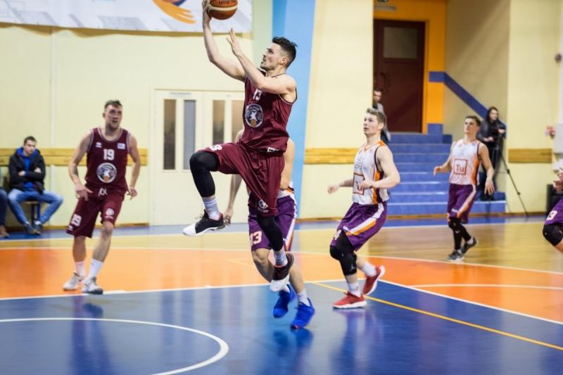 BK Jelgava|LLU pret BA Turība, 17.01.2018