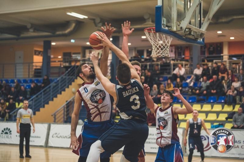 BK Jelgava|LLU pret Bauskas BJSS|SC Mēmele, 03.12.2019