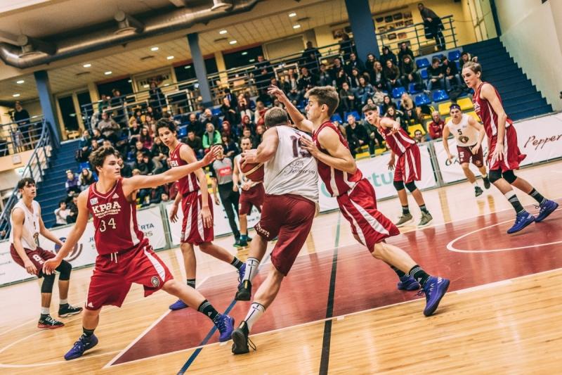 BK Jelgava|LLU pret BJBS Rīga|KPBA|DSN, 30.11.2018