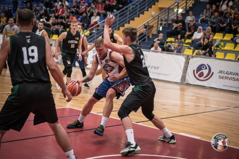 BK Jelgava|LLU pret BS Tukums|TSS, 02.10.2020