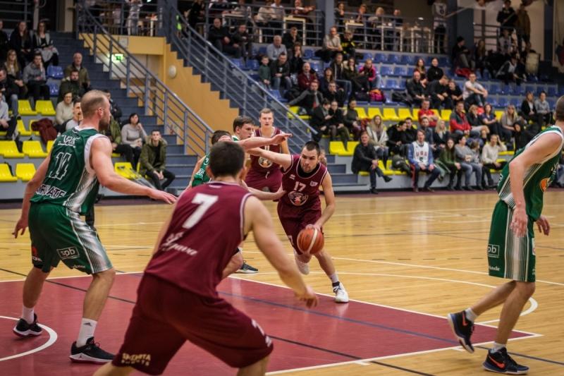 BK Jelgava|LLU pret Gulbenes Buki|BJSS, 13.02.2018