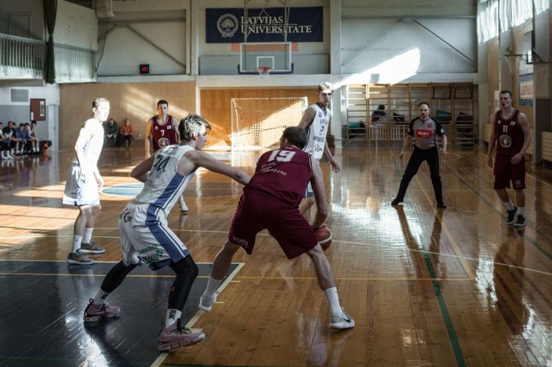 BK Jelgava|LLU pret LU|BS Rīga, 18.03.2018