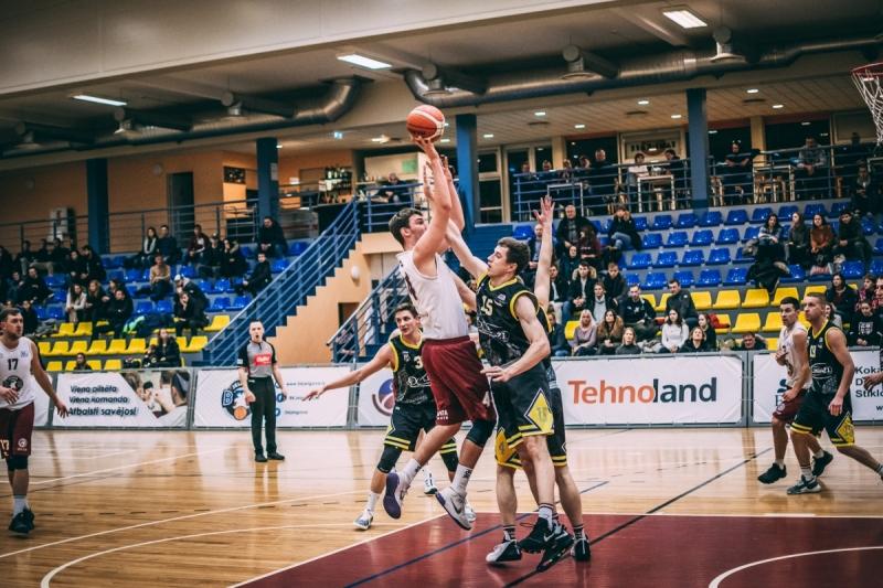 BK Jelgava|LLU pret OC Limbaži, 29.01.2019