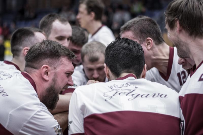 BK Jelgava|LLU pret RSU, 04.04.2018