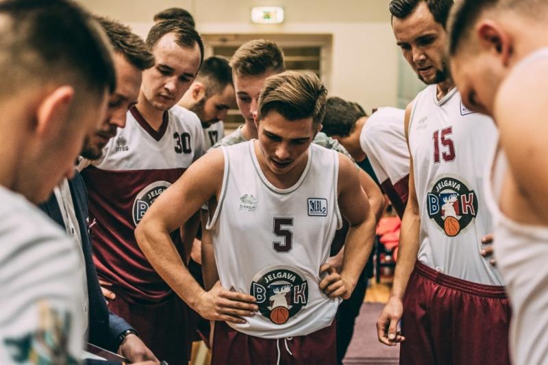 BK Jelgava|LLU pret RSU, 06.11.2018