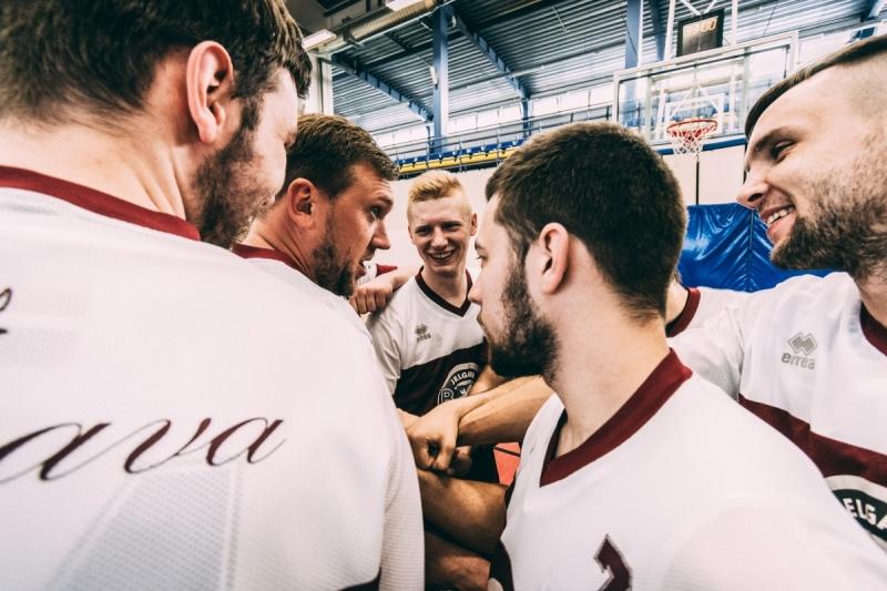 BK Jelgava|LLU pret RSU, 30.04.2019