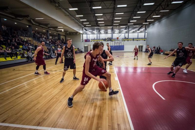 BK Jelgava|LLU pret Valmiera Glass|ViA, 17.02.2018