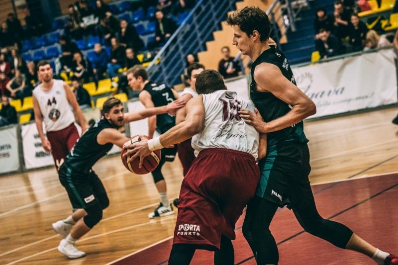 BK Jelgava|LLU pret Valmiera Glass|ViA2, 08.03.2019