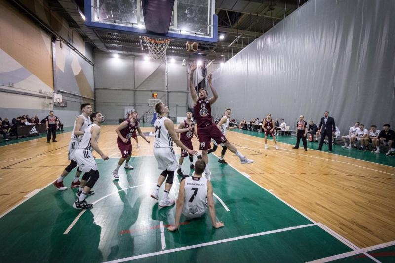 BK Jelgava|LLU pret VEF skola, 15.03.2018
