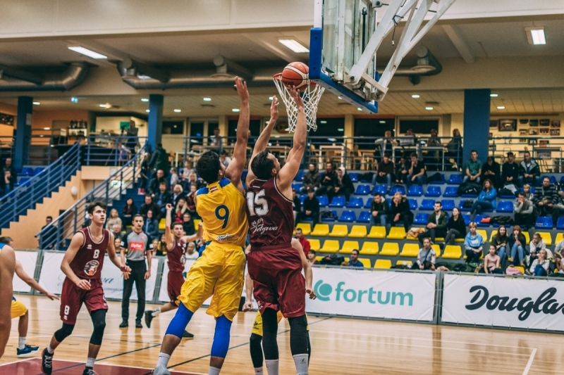 BK Jelgava|LLU pret Ventspils Augstskola, 26.10.2018