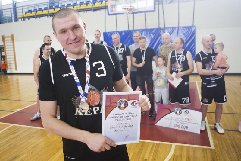 Jelgavas basketbola čempionāta fināls