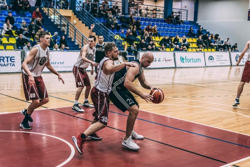 Jelgavas kausa izcīņā basketbolā 2018 uzvaru izcīna Ķepas