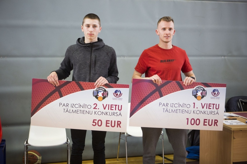 Jelgavas tālmetienu konkursa fināls